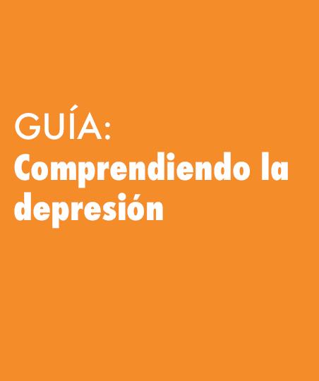 Infografía sobre la depresión